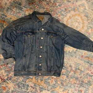 American Eagle Boyfriend Denim Jacket